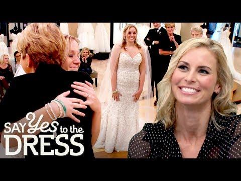 Lori Surprises Bride With Tragic Story   Say Yes To The Dress Atlanta
