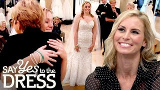 Lori Surprises Bride with Tragic Story | Say Yes To The Dress Atlanta