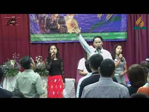 HONG THAKSUAKSAK KIK IN, Kahla 5:21; Speaker, Pr Sawm Sang
