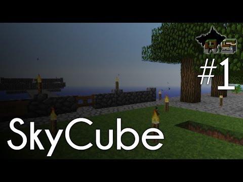 SkyCube #1 : La cobble ! w/ Thoyy