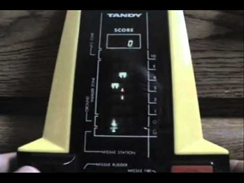 Cosmic 1000 Fire Away: A Closer Look  [Electronic Handheld Tandy 1982]