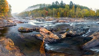 THE BEST FALL COLORS IN NEW ENGLAND! Landscape Photography along the KANCAMAGUS HWY