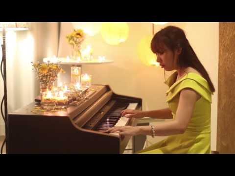 Nhớ Anh (Hao Xiang  - 好想好想) | Piano Cover By Bội Ngọc