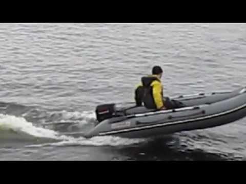 сборка лодки компас