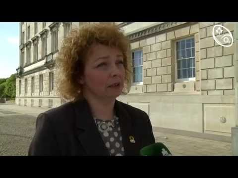 #BehindTheGreen: Sports Minister Carál Ní Chuilín