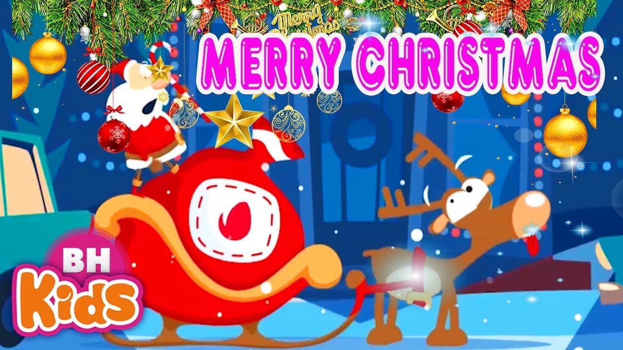 Liên Khúc Giáng Sinh Sôi Động ♫ Bé Đón Noel ♫ Merry Christmas | Nhạc Thiếu Nhi Hay Nhất
