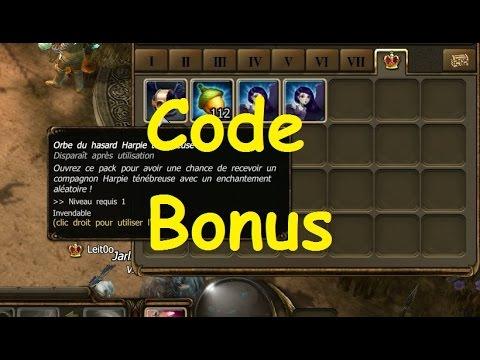 Drakensang Online B3rs3rk3r - Code Bonus - YouTube  Drakensang Onli...