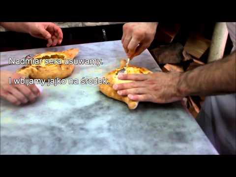 Chaczapuri - Przepis Na Gruzińską Pizzę