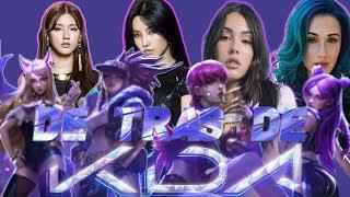 Detras De... K/DA - POP/STARS