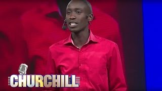 Churchill Show - The Bar Edition