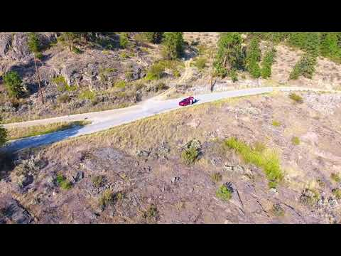 the-okanagan-valley,-british-colombia,-canada-drone-footage