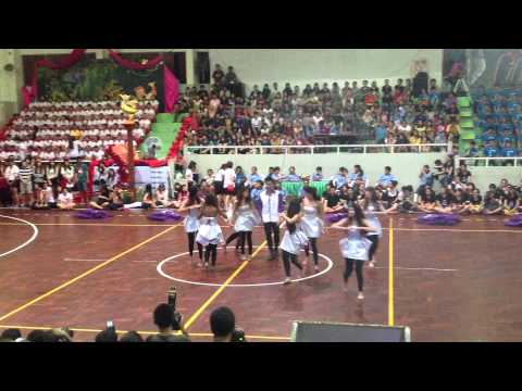 FHT OPENNING DANCING 2012