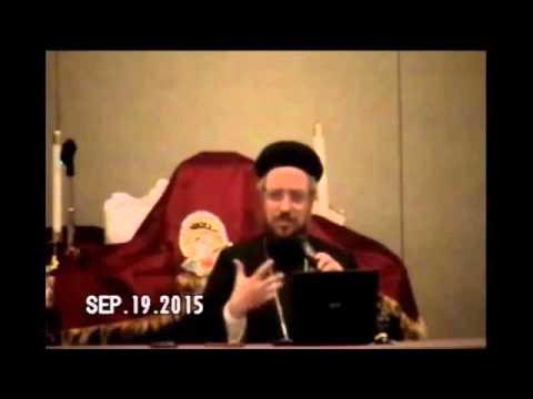 Fr. Dawood Lamey Q&A 09/19/2015 (English Session) - Dallas Family Retreat 2015