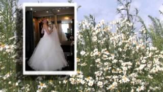 Необычное начало свадьбы