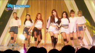 【TVPP】Tiffany(SNSD) - I Just Wanna Dance, 티파니 - 아이 저스트 워너 댄스 @Solo Debut Stage, Show Music Core