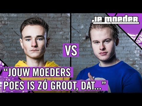 DON DE JONG VS ROYALISTIQ - JE MOEDER Afl. 3