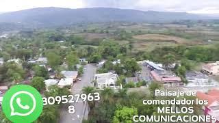Paisaje de Elías piña República Dominicana