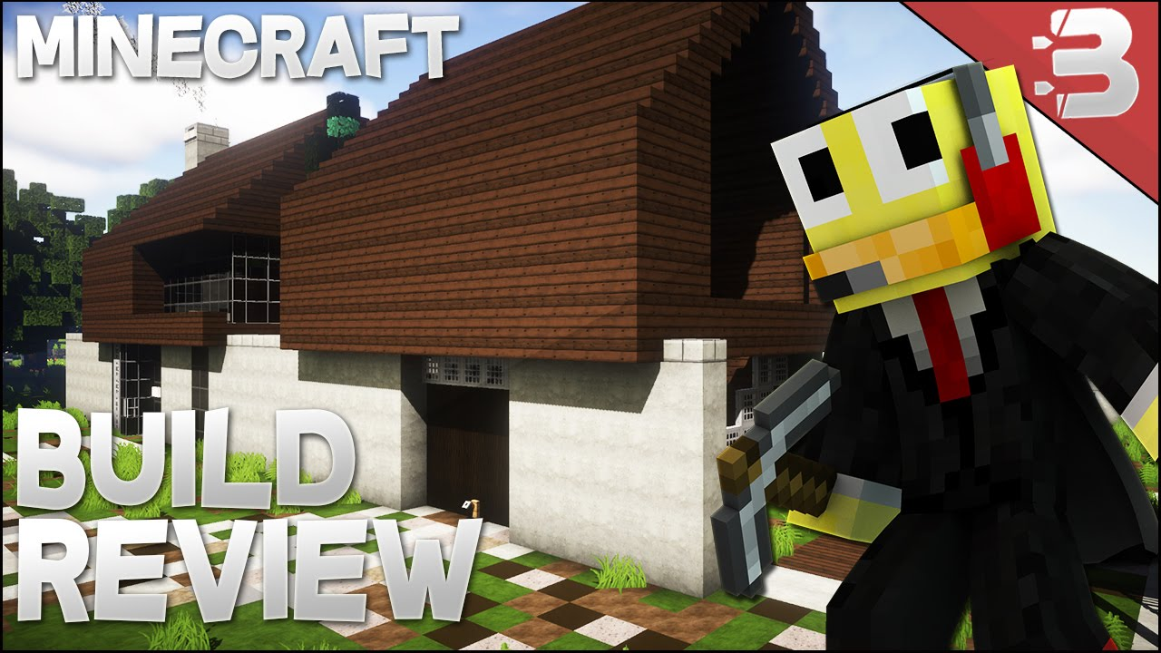 Minecraft Epic Small Barn Conversion Concept Style Modern Guest House