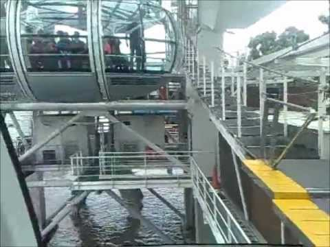 Full Ride and Tour on London Eye (2011)