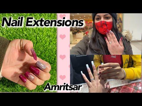Nail Extensions 2021, Mall of Amritsar, Amritsar