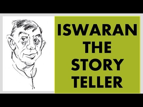 Iswaran the Storyteller Class 9 English Explanation, Summary