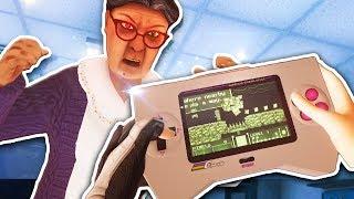 СПАЛИЛСЯ ПЕРЕД УЧИТЕЛЕМ В ВР! - Pixel Ripped 1989 VR - Windows Mixed Reality