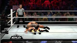 WWE 12 - Gameplay