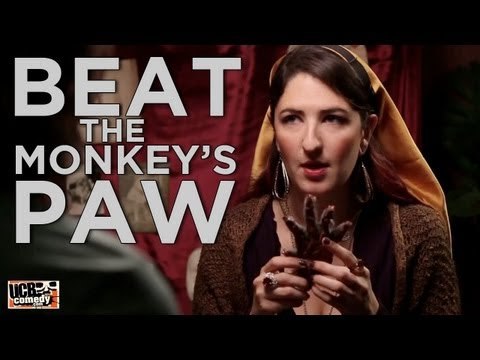 Beat the Monkey's Paw: a SKETCH from UCB Comedy