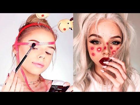 Best Viral Makeup Videos On Instagram March 2018  Viral Makeup Compilation