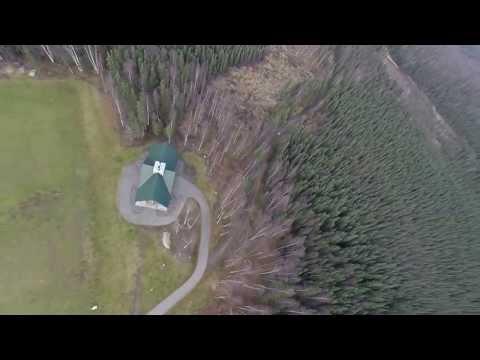 Airfield RC F18 Blue Angels Jet GoPro Flight Anchorage Alaska