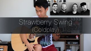 Baixar (Coldplay) Strawberry Swing - Rodrigo Yukio (Fingerstyle Guitar Cover)(With TABS)