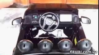 Детский электромобиль Ford RANGER F-150 (KD105), BLACK - fiksiki.com.ua(Детский электромобиль Ford RANGER F-150 (KD105), BLACK Полное описание товара: ..., 2015-11-15T13:41:39.000Z)