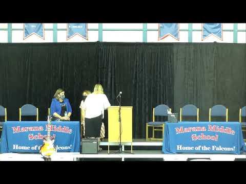 Marana Middle School Promotional Ceremony