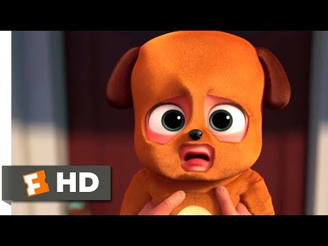 The Boss Baby (2017) - Puppy Pants Scene (6/10)   Movieclips