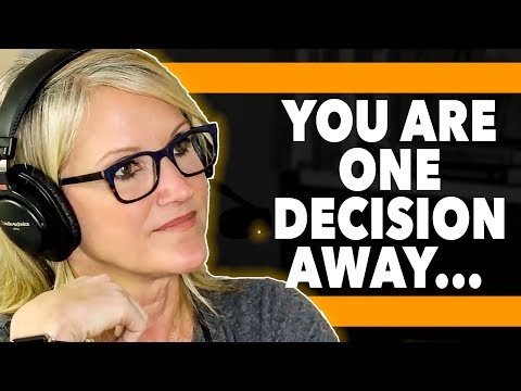 Mel Robbins: When Anxiety Sets In... Do This!