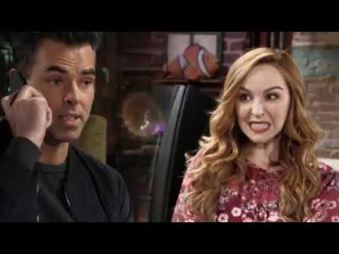 'The Young And The Restless' Bryton James and Camryn Grimes scare their peers