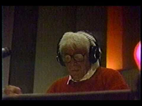 """Composer Jerry Goldsmith - NBC """"Today"""" - 1990"""