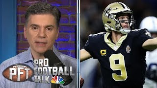 Which teams stand out as early division favorites? | Pro Football Talk | NBC Sports