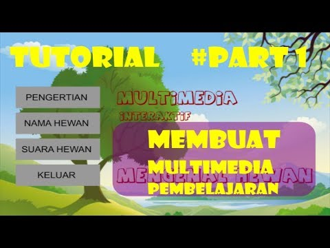 Tutorial Membuat Multimedia Interaktif Part 1 Full HD