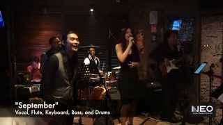 Neo Music Production - Latin and Pop Band Live Music Hong Kong