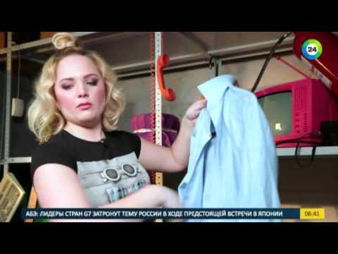 ЛАЙФХАК: Гладим рубашку без утюга