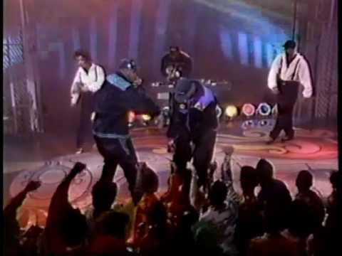 EPMD (Gold Digger) on Soul Train (dancers Portia Kirkland/Bernard Alexander)