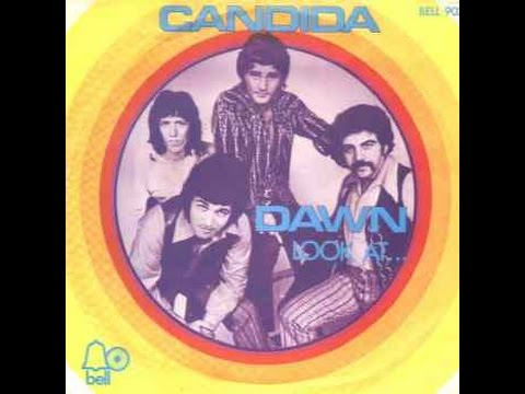 Candida - Tony Orlando & Dawn - lyrics