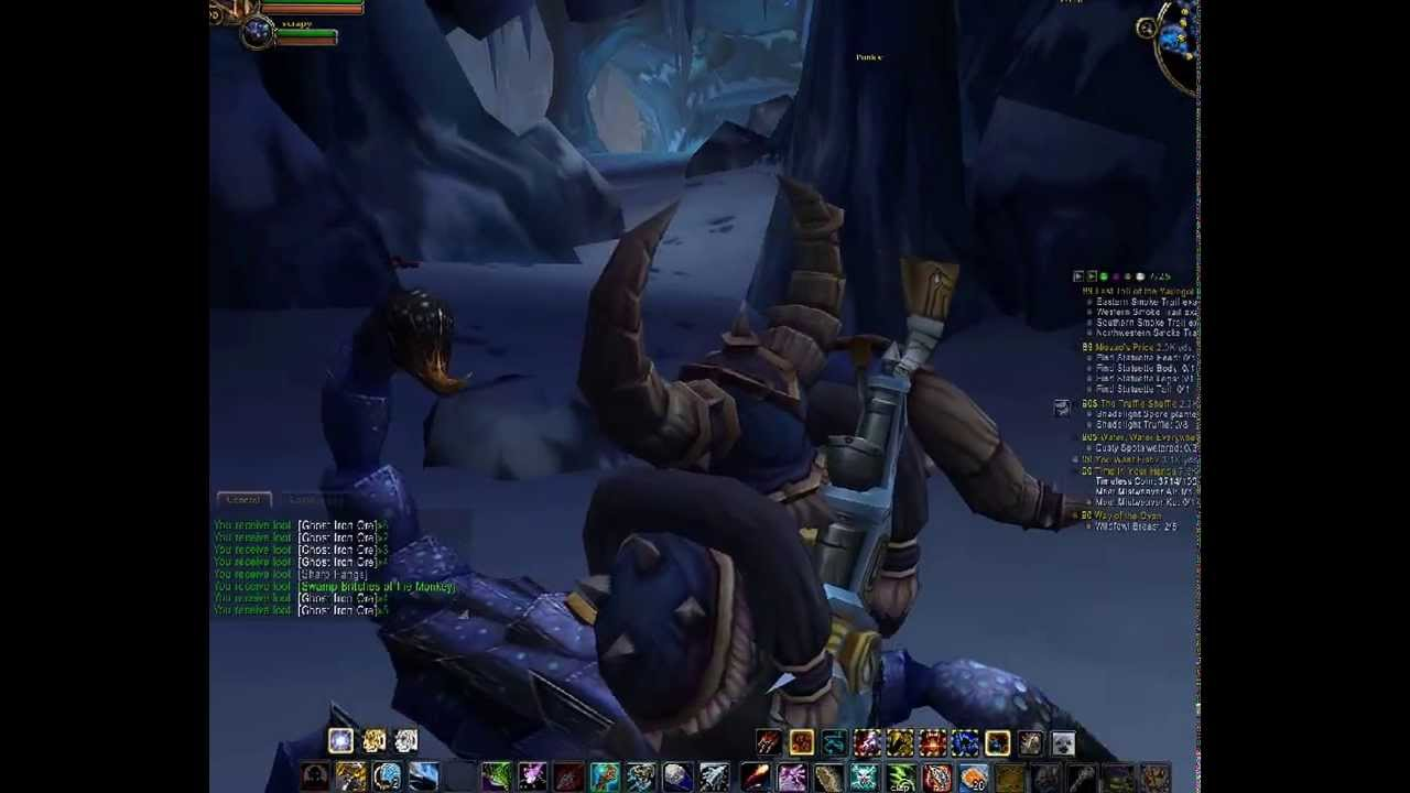 World Of Warcraft Bigb On A Farming Rage