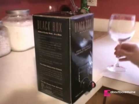 How To Open Boxed Wine / Bag-In-Box