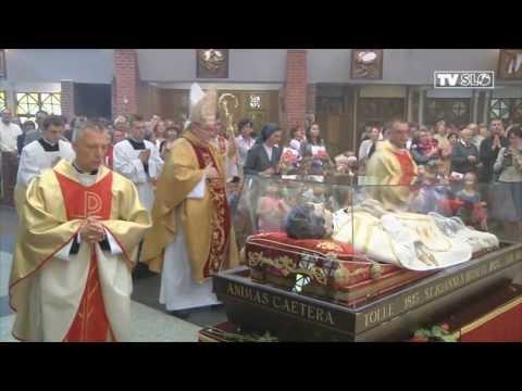 RELIKWIE ŚW. JANA BOSKO WE WROCŁAWIU / Don Bosco's Relic In Wroclaw - 28-29 VI 2013