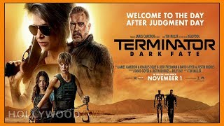 HTV Movies - Terminator Dark Fate brings back some old favorites!