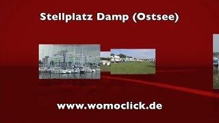 Wohnmobil - Stellplatz Damp (Ostsee) / womoclick.de
