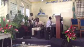 Liberty at Calvary series - holy day Jehovah