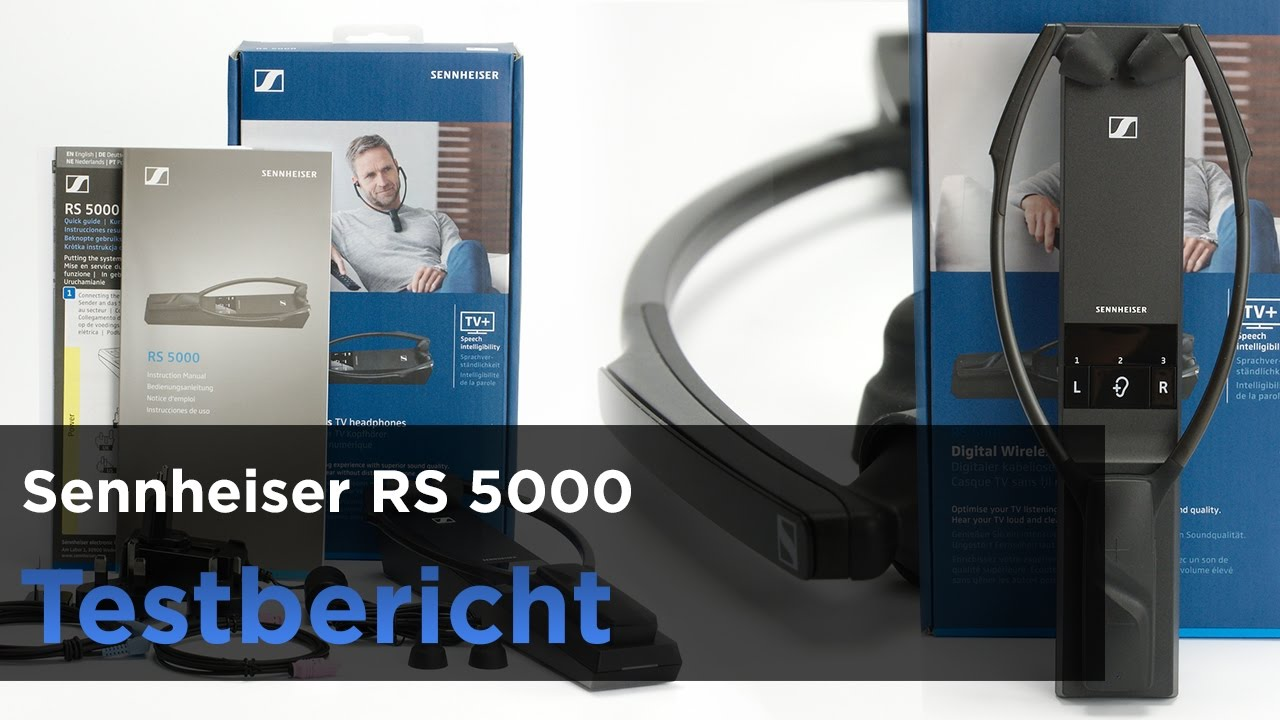 sennheiser rs 5000 im test ein spezieller funkkopfh rer. Black Bedroom Furniture Sets. Home Design Ideas
